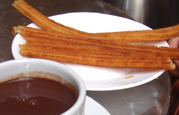 Chocolateria San Ginés Madrid