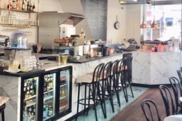 Luza's Caffeine Club Amsterdam