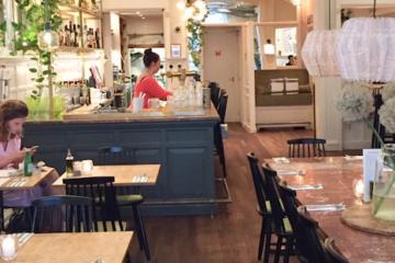 Restaurant Mappa Amsterdam