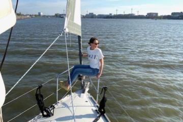 Zeilboot Bavaria Zeilbootverhuur Windkracht 5
