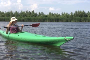 Kajak-varen-Waterland