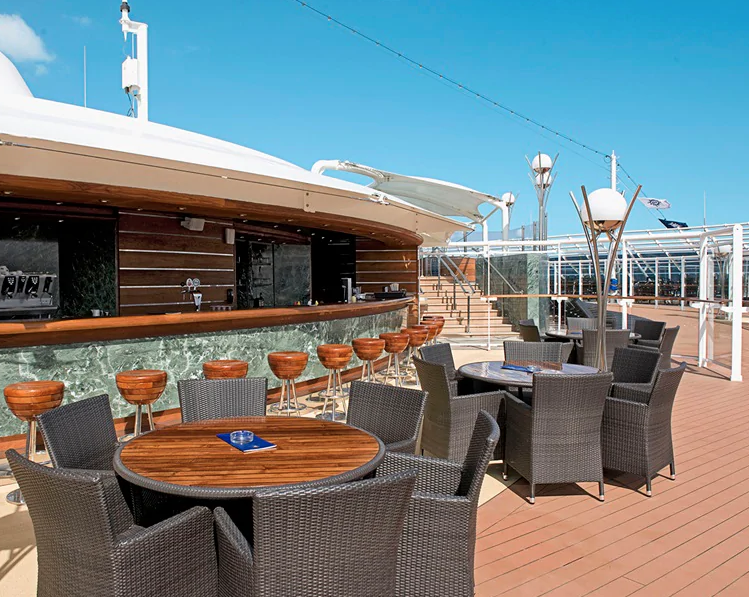 MSC Fantasia - Yacht Club