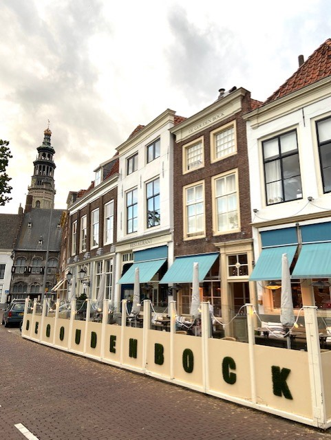 Gouden Bock Middelburg