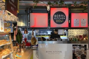 BorrlKitchenDeli Amsterdam